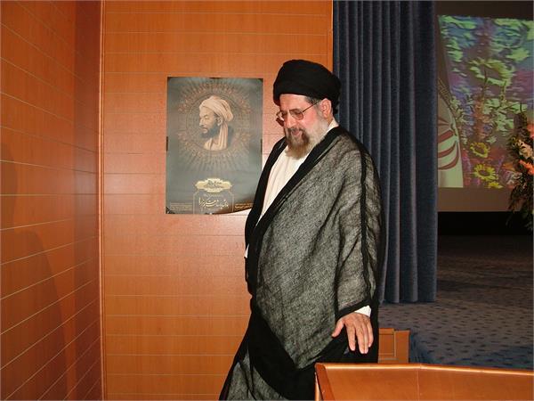 انتصاب سید محمد حسینی خامنه ای به ریاست بنیاد ایران شناسی